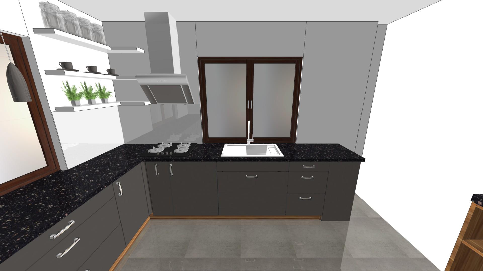 Genialny 7 częstych błędów w projektowaniu kuchni. EI24