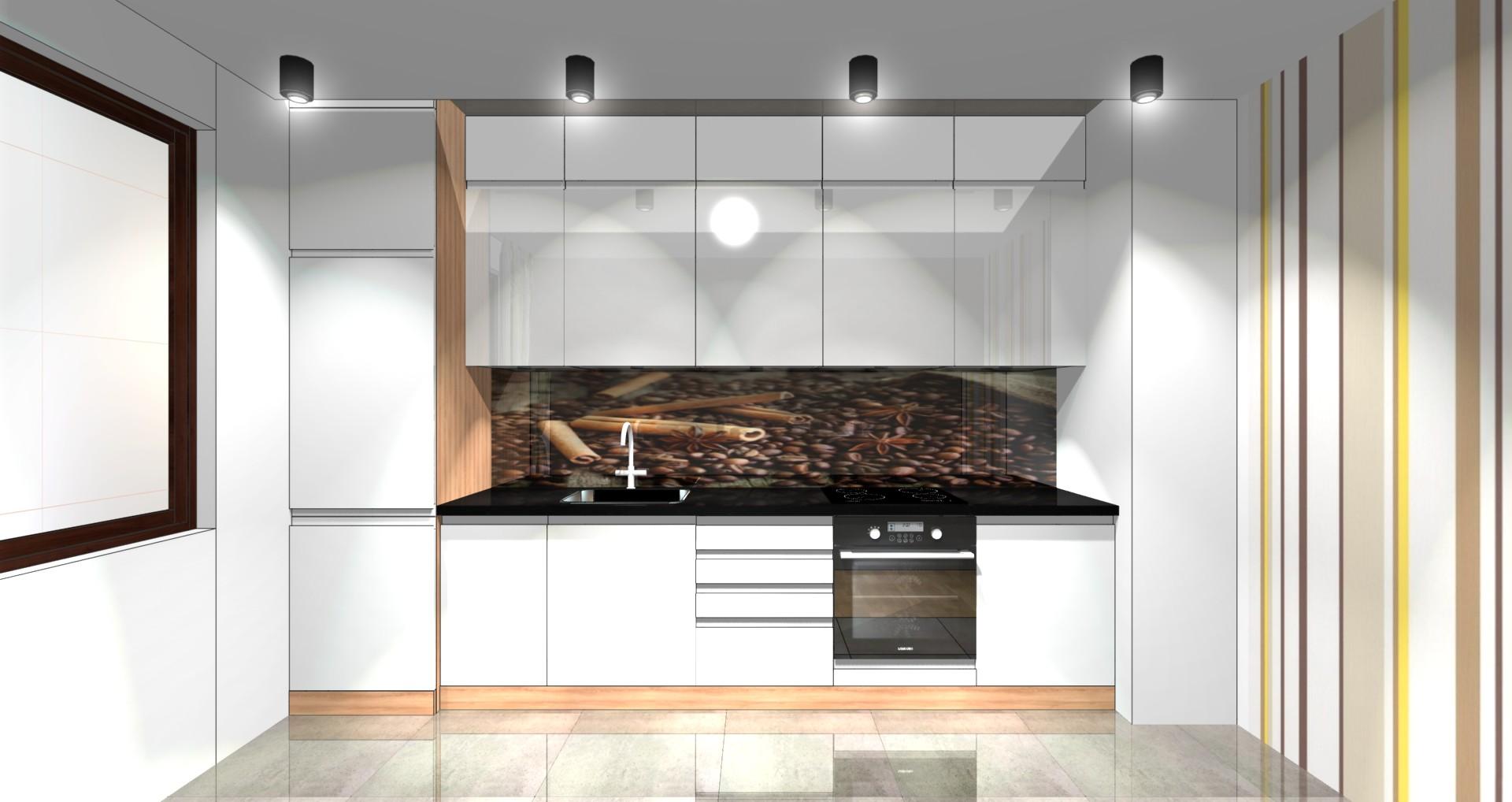 Projekty malych kuchni